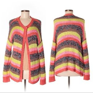 MUSTARD SEED | BOHO SUNSET KNIT CROCHET CARDIGAN